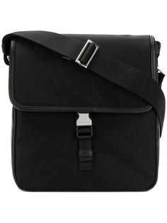 сумка на плечо с логотипом  Prada