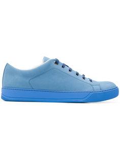 кроссовки на шнуровке Lanvin