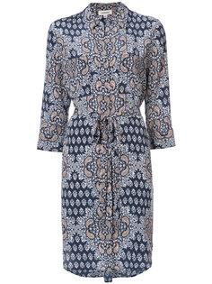 платье-рубашка с цветочным узором Lagence Lagence