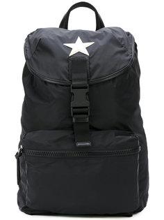 рюкзак с нашивкой в виде звезды Givenchy