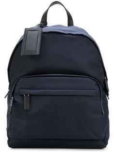 большой рюкзак на молнии Prada