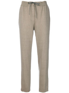 спортивные штаны на завязках Le Tricot Perugia