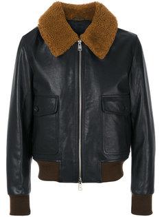 куртка с накладными карманами Ami Alexandre Mattiussi
