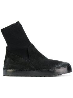 ботинки-челси с голенищем-чулком Marsèll