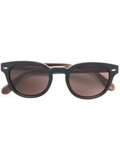 солнцезащитные очки Sheldrake Leather Oliver Peoples