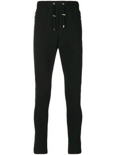 брюки-джоггеры Calecon Balmain