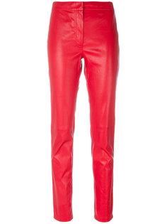прямые брюки Loewe