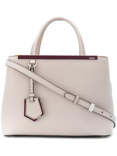 маленькая сумка-тоут 2Jours Fendi