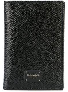 классический складной бумажник  Dolce & Gabbana