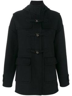 пальто с пантерой  Valentino