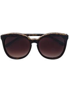 """солнцезащитные очки в оправе """"бабочка"""" Stella Mccartney Eyewear"""