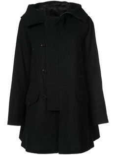 классическое пальто на пуговицах Ys Ys
