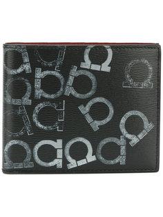 бумажник с принтом Salvatore Ferragamo