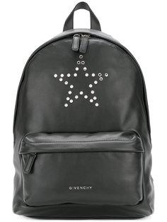 рюкзак со звездой из заклепок Givenchy
