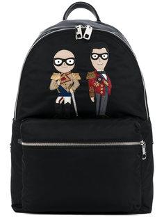 рюкзак на молнии Vulcano Dolce & Gabbana