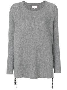 вязаный свитер с завязками на бант Chinti & Parker