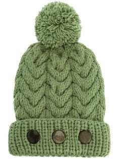 шапка-бини Olive 711