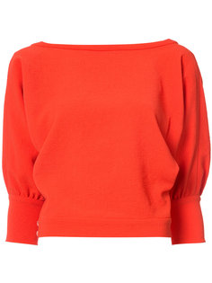 свитер с вырезом-лодочка Rachel Comey