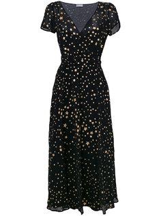 платье со звездами Red Valentino