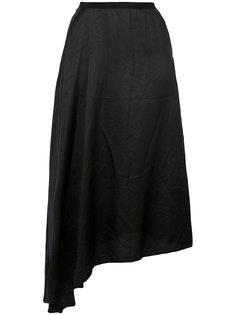 асимметричная юбка  Maison Margiela