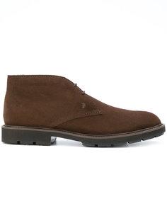 ботинки-дезерты Tods Tod'S