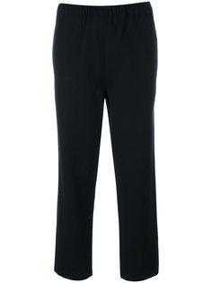 брюки с эластичной талией Marni