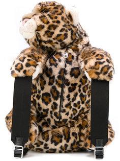 рюкзак в форме леопарда Dolce & Gabbana