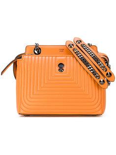 стеганая сумка на плечо Dotcom Click Fendi