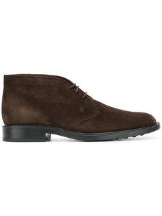 ботинки на шнуровке Tods Tod'S