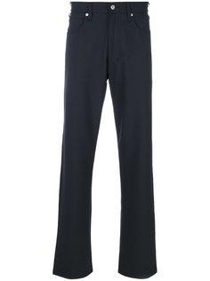 брюки с пятью карманами Armani Jeans