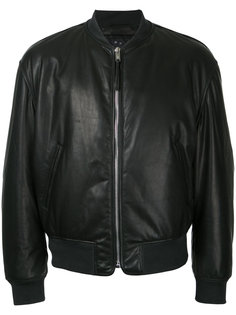 классическая куртка-бомбер Alexander McQueen