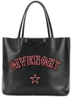 сумка-тоут с заплаткой Gothic  Givenchy