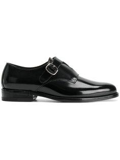 ботинки-монки Saint Laurent