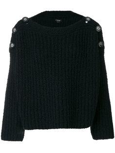 свитер свободного кроя Free Isabel Marant