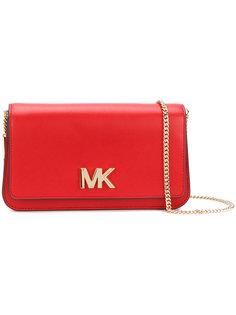 сумка с откидным клапаном Michael Michael Kors