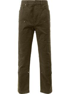джинсы кроя слим Lanvin