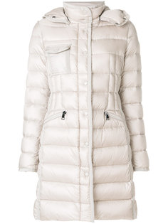 пуховое пальто Hermine Moncler