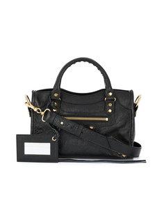 классическая сумка Mini City  Balenciaga