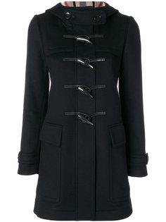 пальто-дафлкот Burberry