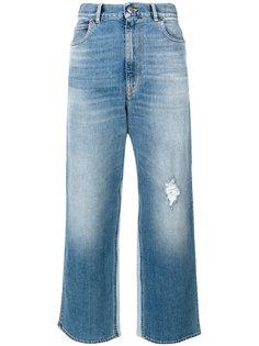 укороченные расклешенные джинсы  Golden Goose Deluxe Brand