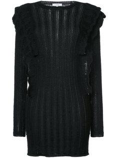 трикотажное платье с бахромой Iro