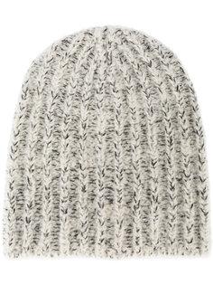 меланжевая шапка  Isabel Marant