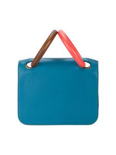 сумка с бамбуковыми ручками Neneh Roksanda
