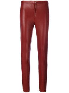 байкерские брюки скинни Isabel Marant Étoile