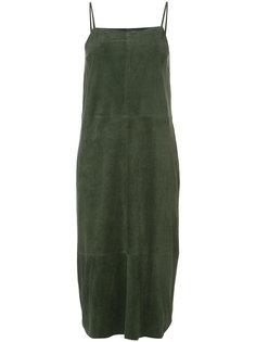 платье с квадратным вырезом Robert Rodriguez