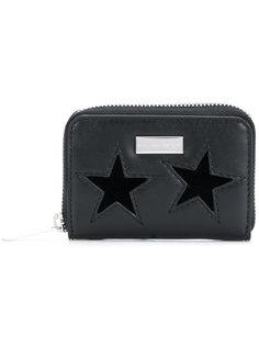 маленький кошелек с декором из звезд Stella McCartney