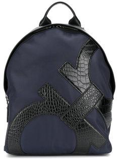 рюкзак с логотипом Salvatore Ferragamo