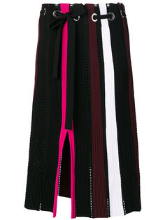 юбка со складками  Proenza Schouler