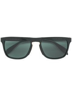 солнцезащитные очки с квадратной оправой Alexander Mcqueen Eyewear