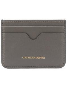 классическая визитница Alexander McQueen